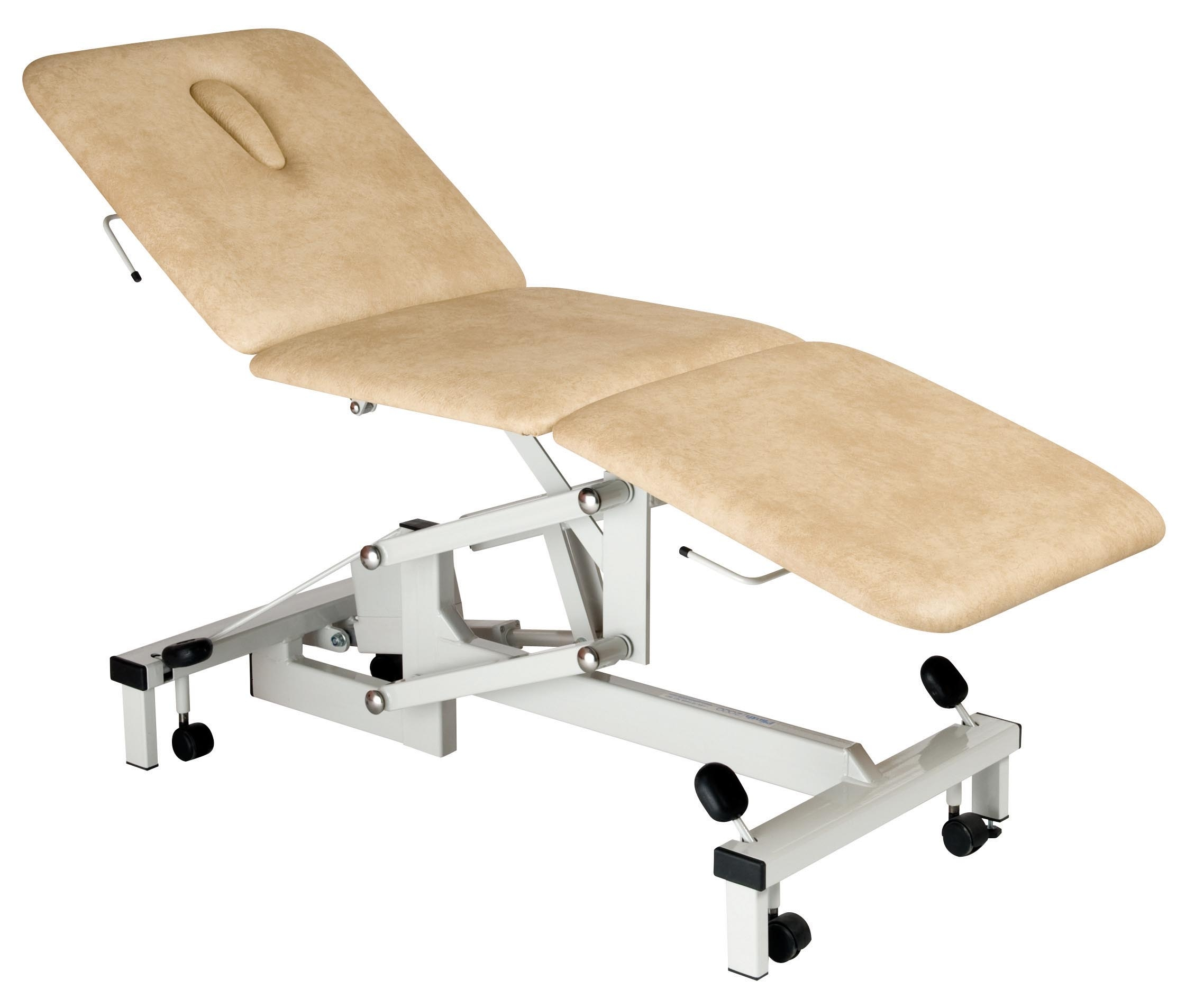 Hydraulic Massage Bed : Plinth hydraulic section couch massage table