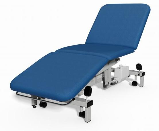 plinth hydraulic 3 section massage table 503h