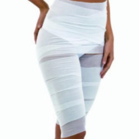 fetish wrapping Bandages body