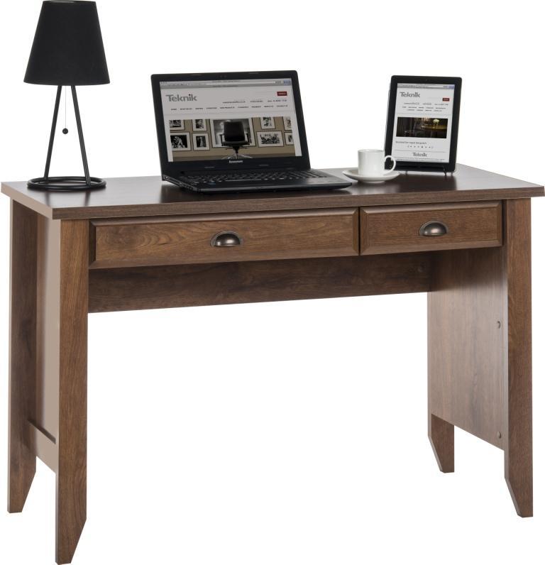 scribed oak effect home oak wood oak laptop desk oiled