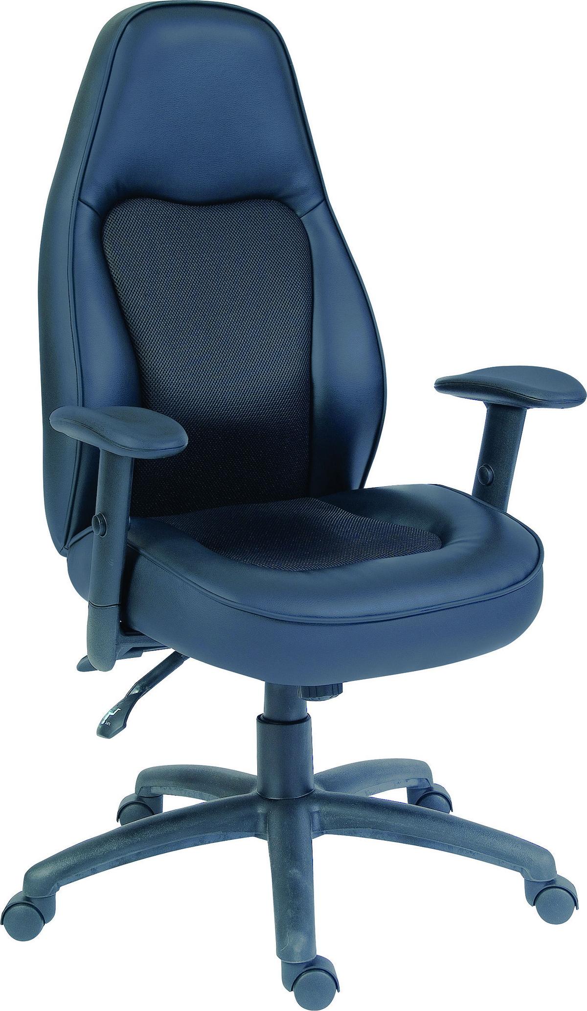 Rapide Ergonomic Office Chair Posture Chairs Uk