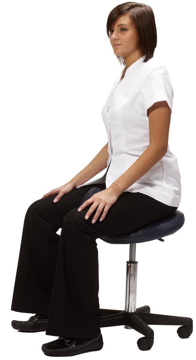 Affinity Saddle Stool Saddle Chair Ergonomic Chair Uk