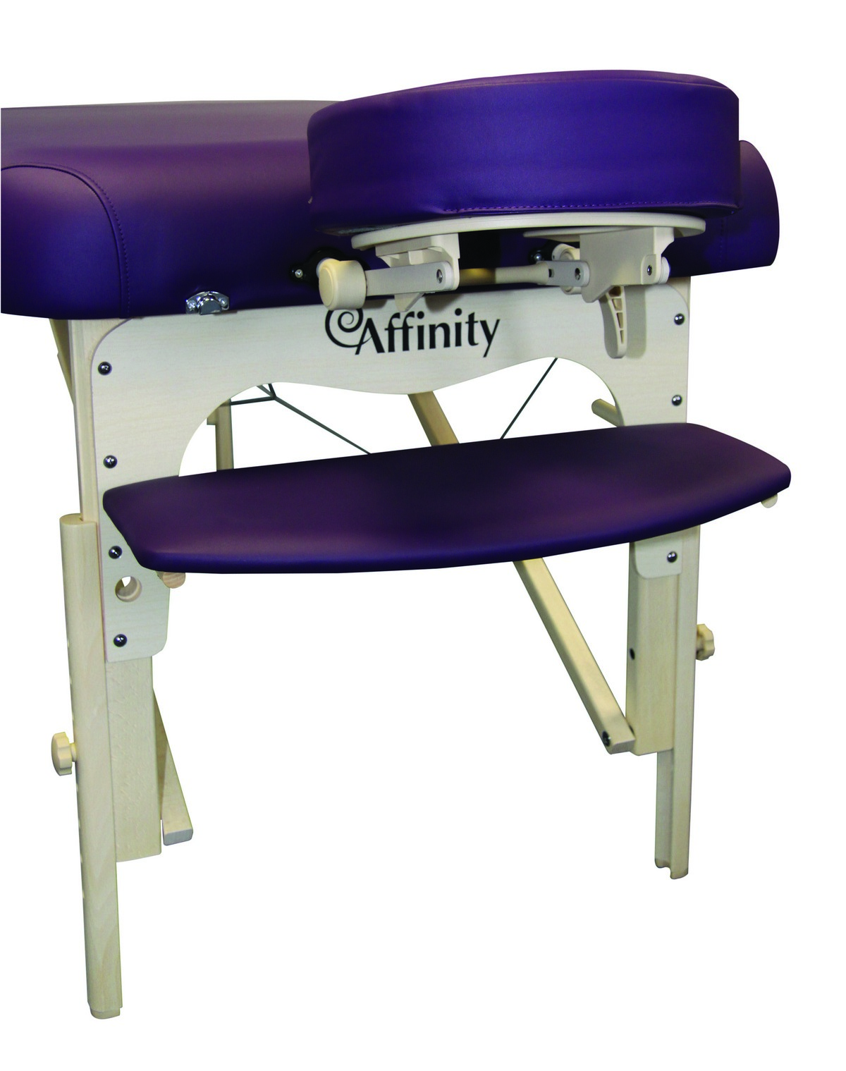 Affinity deluxe portable massage tables uk for Massage table