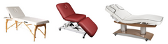 Massage Tables : Portable, Electric, Salon, Spa, Hydraulic