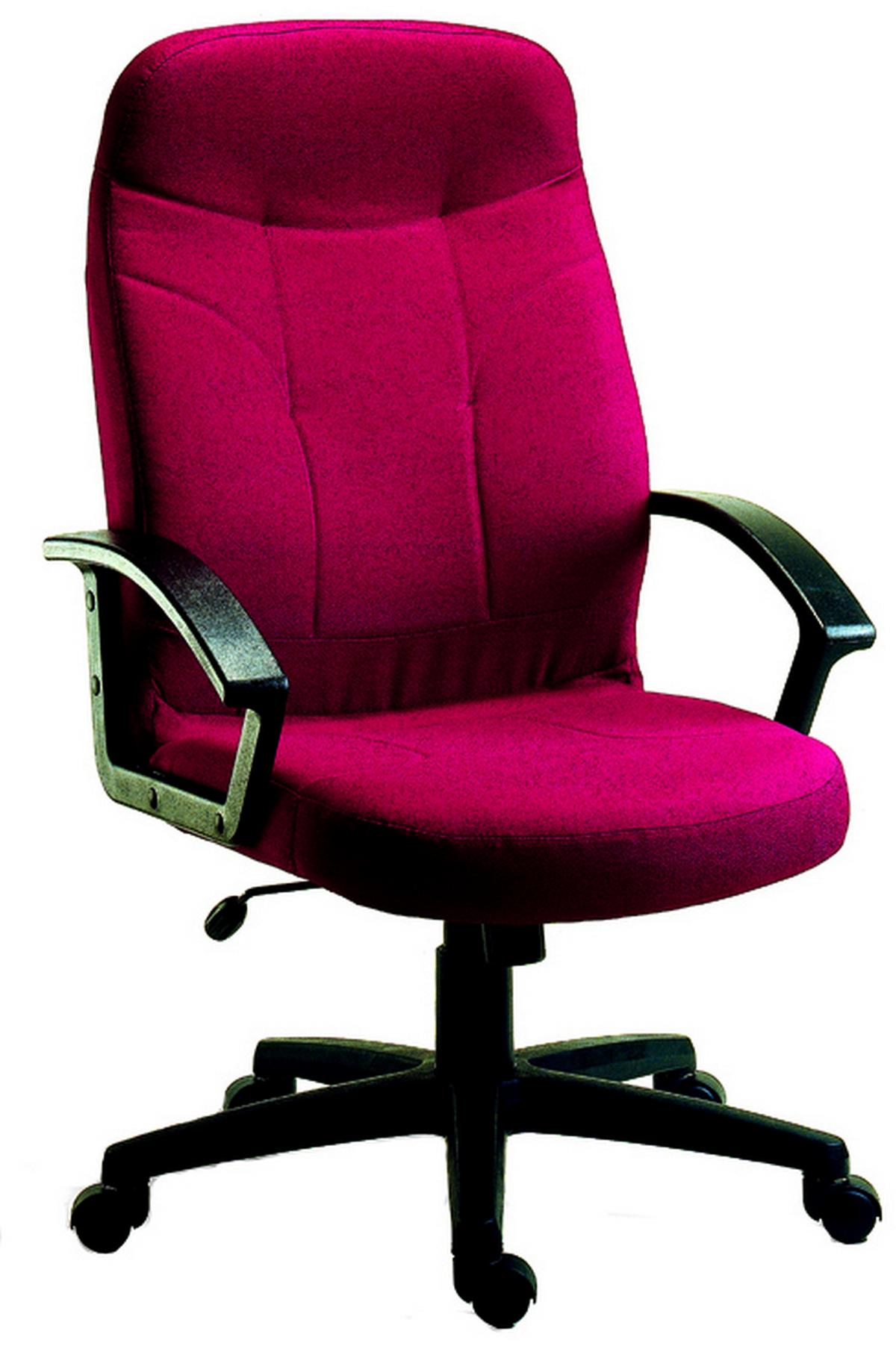 Mayfair Fabric Executive Chair