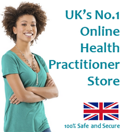 The UK's No.1 Online Health Practitioner Store